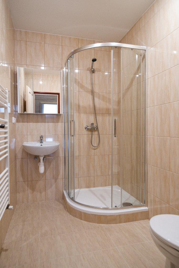 Pokoj 1 Koupelna | Pension & Restaurant Bouda U Kostela
