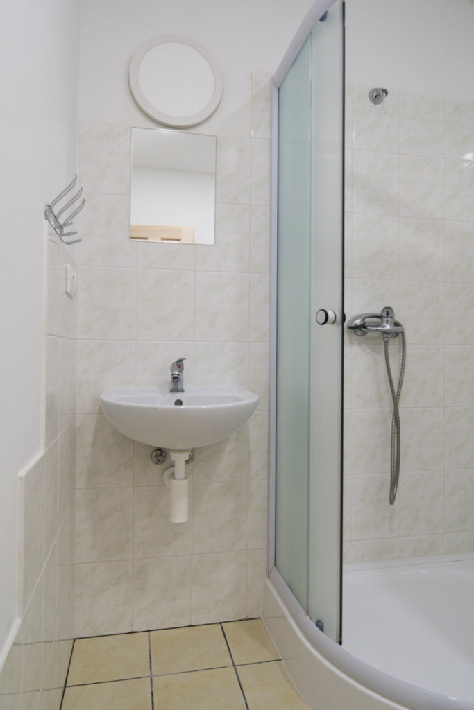 Pokoj 2 Koupelna A | Pension & Restaurant Bouda U Kostela