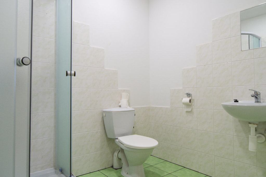 Pokoj 3 Koupelna | Pension & Restaurant Bouda U Kostela
