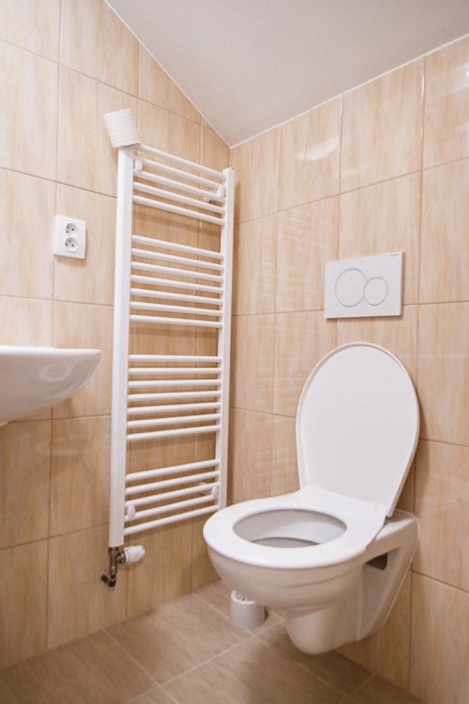Pokoj 5 Koupelna A | Pension & Restaurant Bouda U Kostela