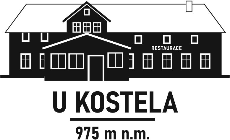 U Kostela Logo | Pension & Restaurant Bouda U Kostela